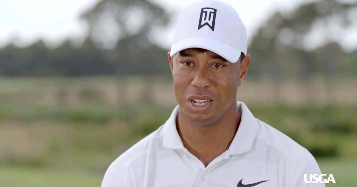 U.S. Amateur: Tiger Talks Pebble Beach