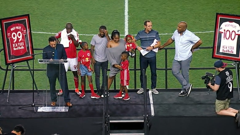 Bradley Wright-Phillips will be last Red Bulls player to wear #99