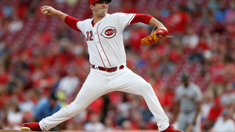 Matt Harvey headed to Angels after 1-year, $11M deal