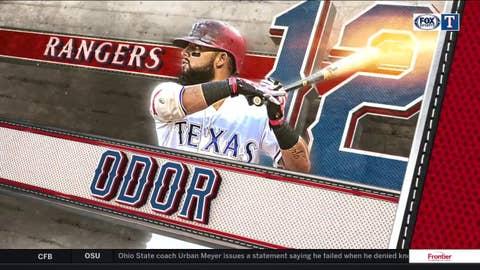 Rougned Odor hits Grand Slam, Rangers win | Rangers Live