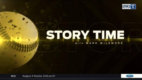 Favorite Ball Park   Story Time with Mark McLemore