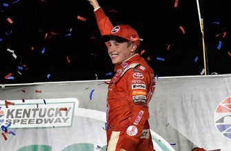 Christopher Bell seeks record-tying 4th straight Xfinity win