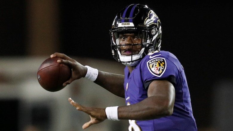 Eric Dickerson thinks Lamar Jackson will see the field despite being a work in progress