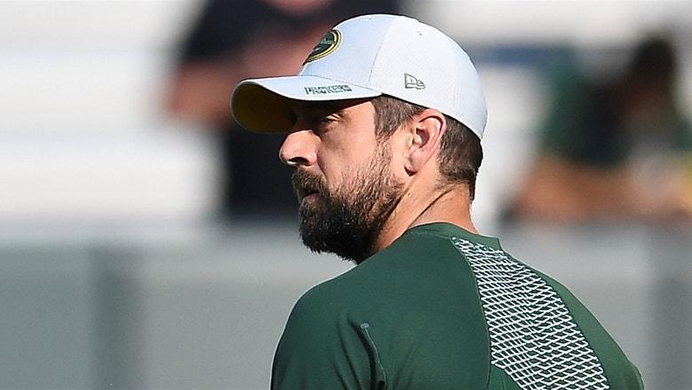 Doug Gottlieb on Aaron Rodgers : 'His quarterback clock is ticking'