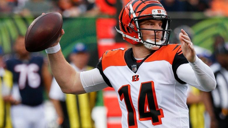 Dalton sharp in new offense, Bengals beat Bears 30-27