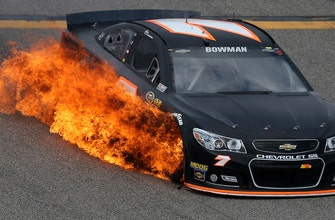 Alex Bowman looks back on the struggles he faced before landing at Hendrick Motorsports