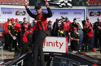 Joey Logano wins at Watkins Glen | 2018 NASCAR XFINITY SERIES