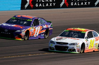 Motte's Minute: Congratulations pour in for Chase Elliott, even from Denny Hamlin