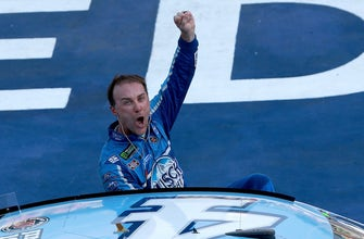 Winner's Weekend: Kevin (and Keelan) Harvick – Michigan