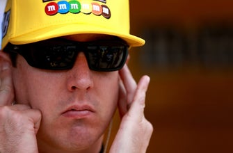 Kyle Busch involved in an altercation with a fan following the race at Bristol