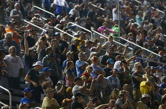 Alan Cavanna doesn't think restricting fan access would solve any problems for NASCAR
