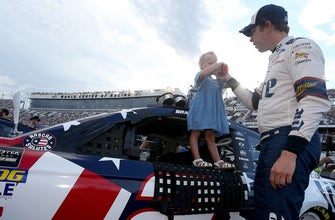 Making a substantial living in NASCAR has helped Brad Keselowski realize his true values