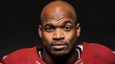 Adrian Peterson, former Vikings running back