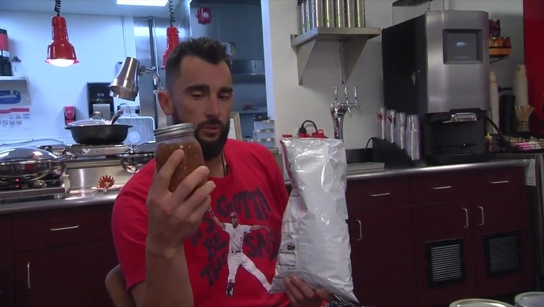 Matt Carpenter on his salsa consumption: 'I'm easily putting down one Mason jar a day'