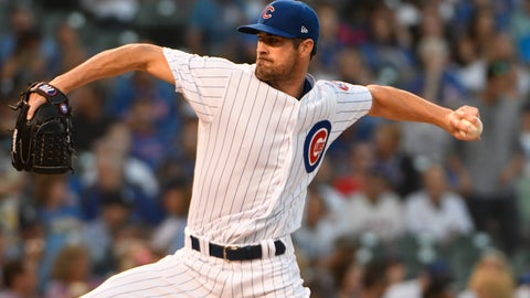 Cubs' Cole Hamels trolls Brewers fans with unrivaled remark