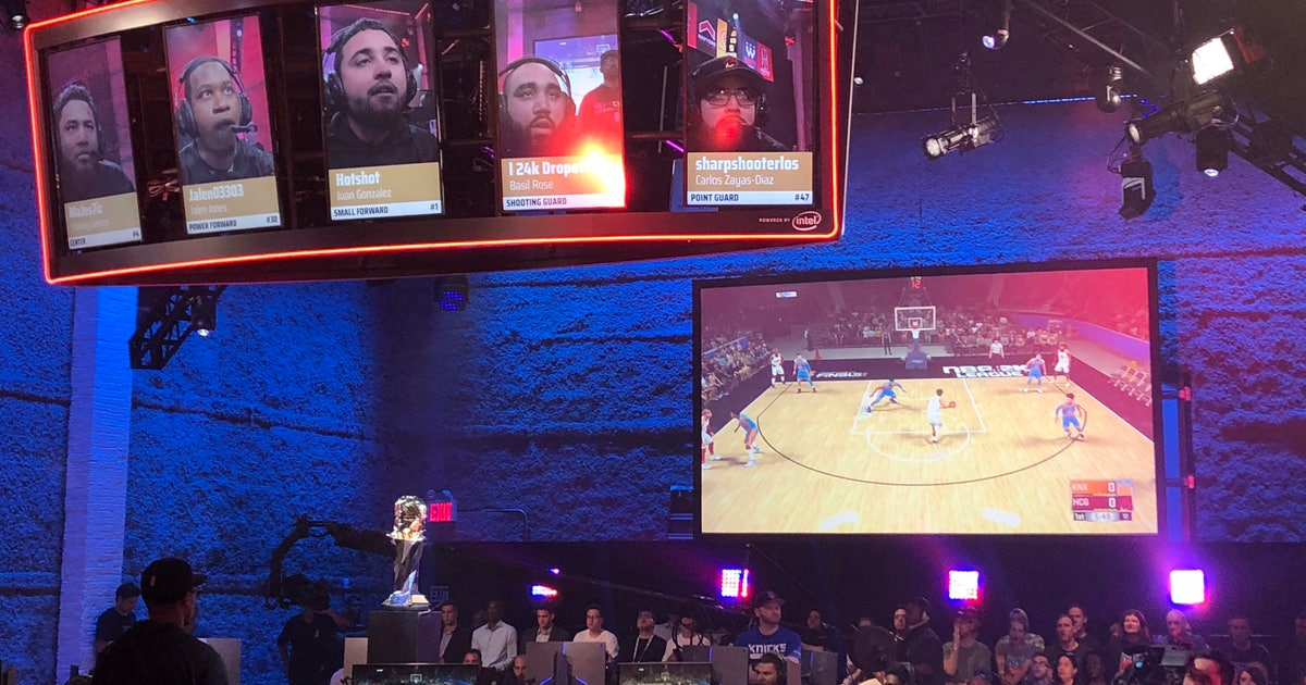 NBA 2K League has a champ in New York and plans around globe