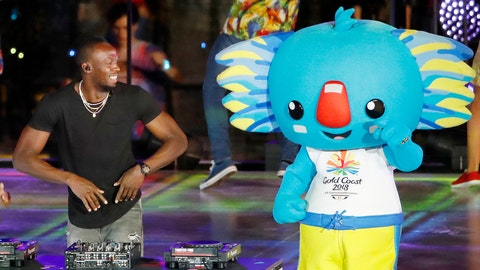 "<p>               FILE - In this file photo dated Sunday, April 15, 2018, Usain Bolt, retired Jamaican world record sprinter, performs as a DJ at Carrara Stadium during the closing ceremony of the 2018 Commonwealth Games on the Gold Coast, Australia.  Bolt has negotiated an ""indefinite training period"" with Central Coast Mariners in Australia's A-League as he pursues his bid to become a professional soccer player, according to a statement released Tuesday Aug. 7, 2018. (AP Photo/Mark Schiefelbein, FILE)             </p>"