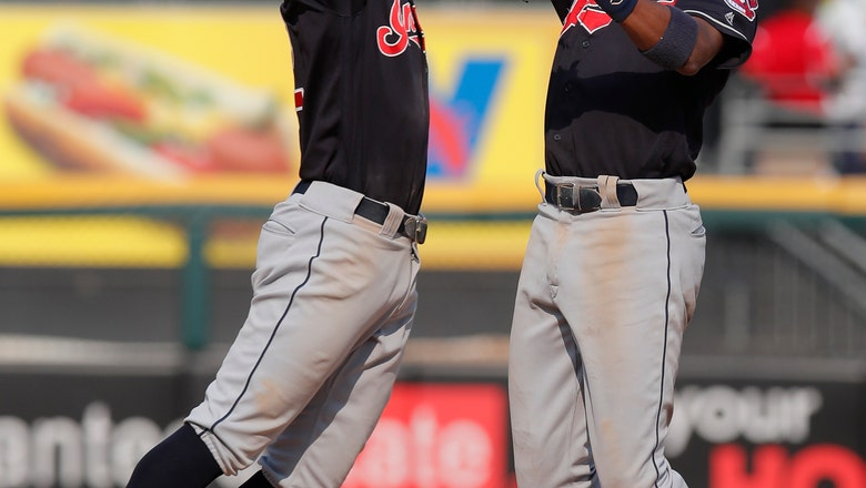 Carrasco strikes out 9 as Indians hold off White Sox 9-7
