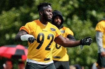 Steelers' undrafted Adeniyi draws comparison to Harrison