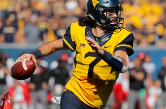 Grier looks for big homecoming as No. 17 WVU faces Tennessee