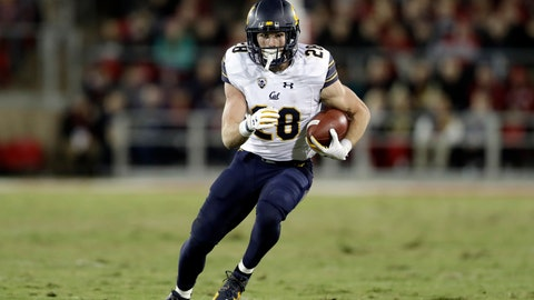 "<p>               FILE - In this Nov. 18, 2017, file photo, California running back Patrick Laird runs against Stanford during the first half of an NCAA college football game in Stanford, Calif. Cal now hopes that the increased focus on defense that led to 14 fewer points per game allowed and the culture change that head coach Justin Wilcox instilled in year one leads to a bowl game this season. ""It's a transition to more of a winning mentality,"" running back Patrick Laird said. ""In the past, there's been not a victim mentality, but things are tough, it's hard for us to win. Now we feel like we can win. ... Everyone collectively feels we are capable of winning and we can do it."" (AP Photo/Marcio Jose Sanchez, File)             </p>"