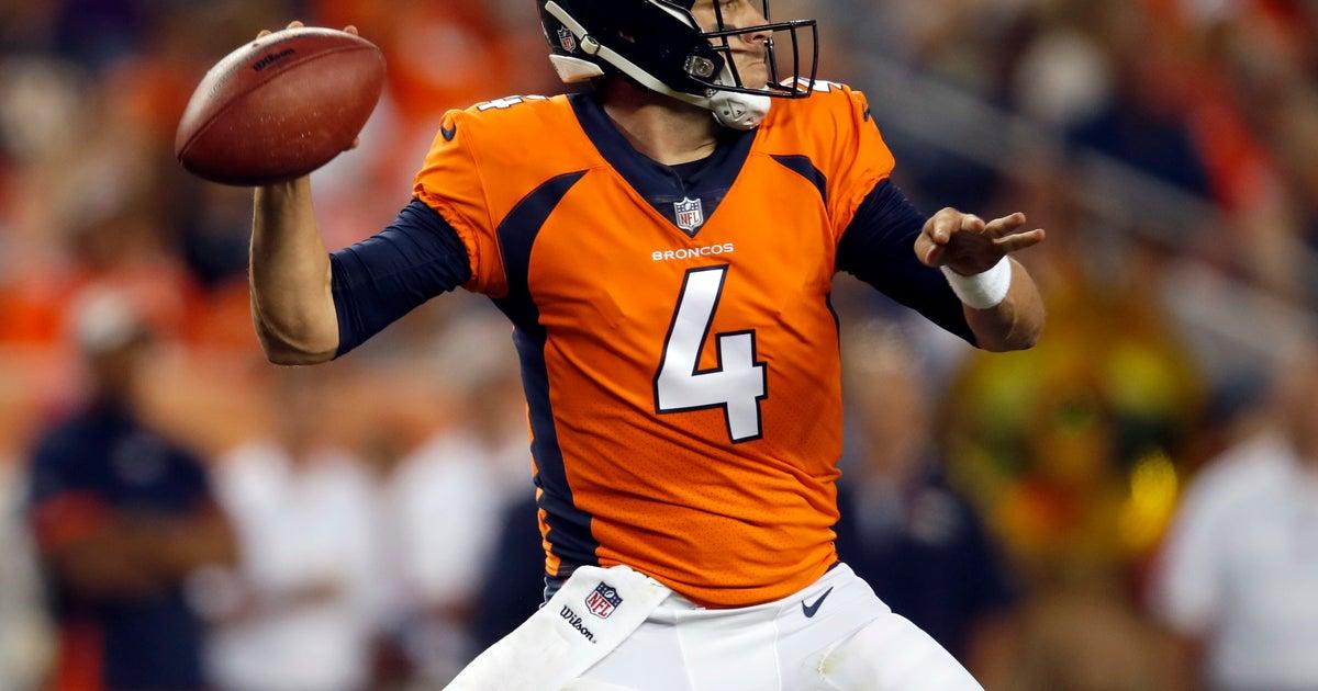 1c1c1dfd8c5 Keenum rebounds but Bears beat Broncos 24-23 | FOX Sports