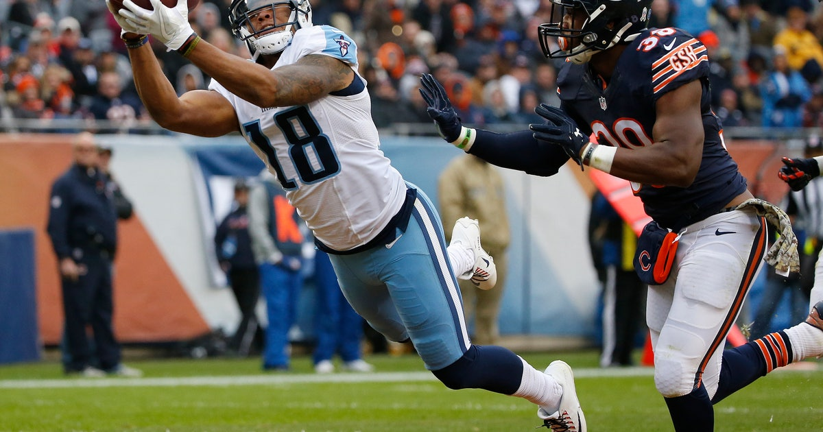 Healthy Rishard Matthews excited about Titans' new offense | FOX Sports