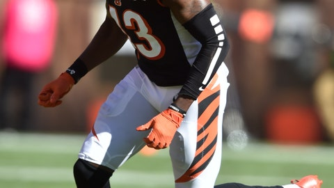 <p>               FILE - In this Oct. 1, 2017, file photo, Cincinnati Bengals free safety George Iloka (43) defends against the Cleveland Browns during an NFL football game in Cleveland. The Minnesota Vikings have signed seventh-year safety George Iloka, a former pupil of coach Mike Zimmer when Zimmer was the defensive coordinator for the Cincinnati Bengals. The Vikings added Iloka on Wednesday, Aug. 22, 2018, three days after the Bengals released him to make way for second-round draft pick Jessie Bates III to move into a starting role. (AP Photo/David Richard, File)             </p>