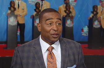 Cris Carter recaps his weekend at the Pro Football Hall of Fame enshrinement in Canton