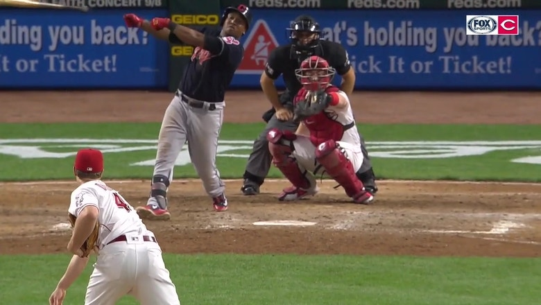 WATCH: Brandon Dixon strikes out Jose Ramirez