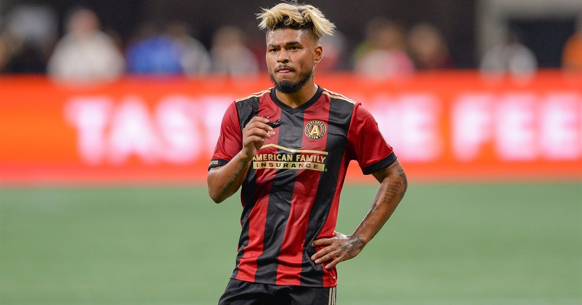 josef martinez  shy  breaking mls record  netting  goals  mls highlights