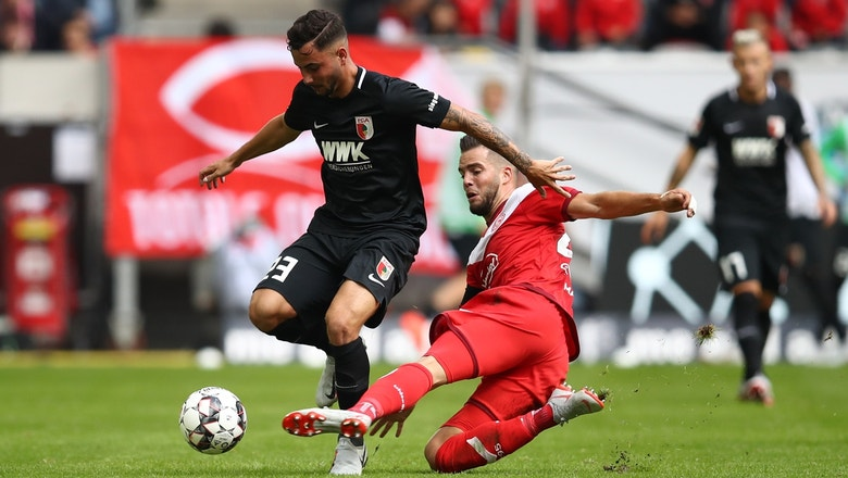 Fortuna Dusseldorf vs.FC Augsburg | 2018-19 Bundesliga Highlights
