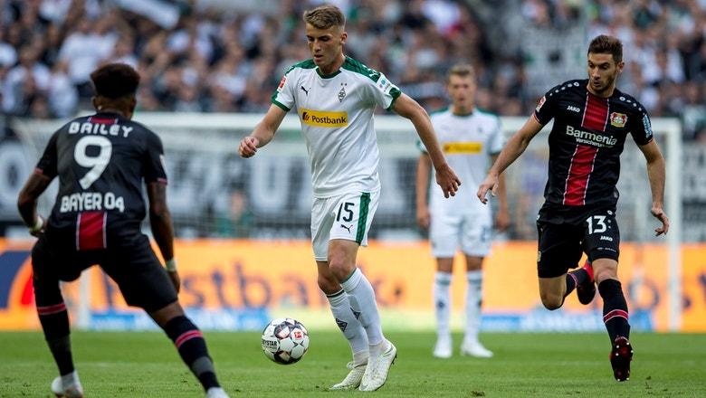 Monchengladbach vs.Bayer Leverkusen   2018-19 Bundesliga Highlights