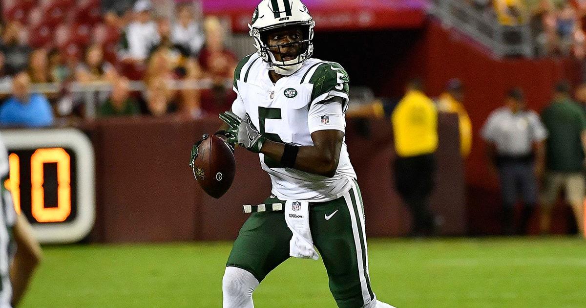 the best attitude 87e4b 47fa8 Rashad Jennings: Teddy Bridgewater should be the starting quarterback for  the Jets