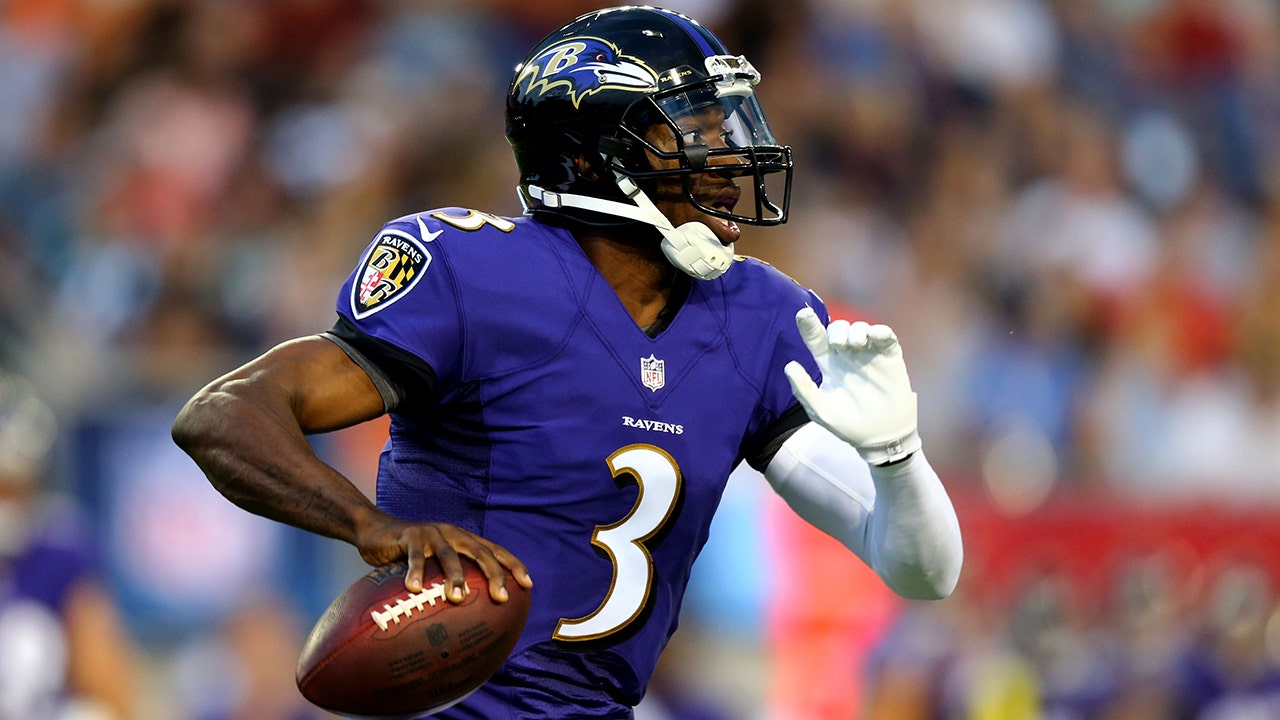 Clay Travis  Robert Griffin III should be the backup quarterback for the  Ravens  48f4b02ff