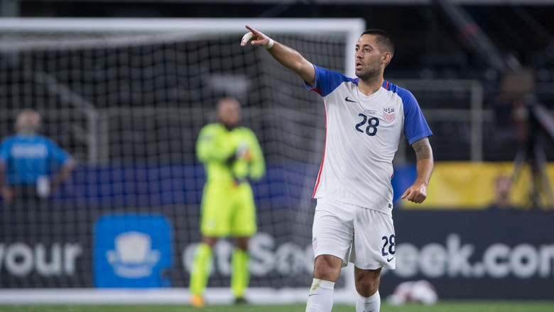 USMNT legend Clint Dempsey retires from professional soccer