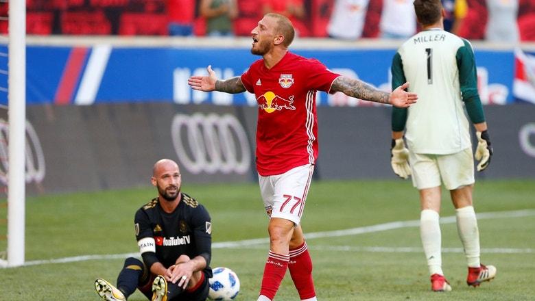New York Red Bulls vs. LAFC   2018 MLS Highlights