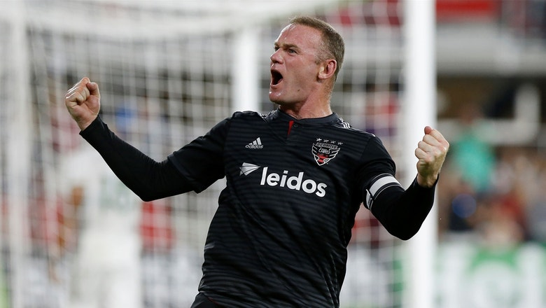 Wayne Rooney and his DC United teammates discuss his last-second heroics against Orlando City