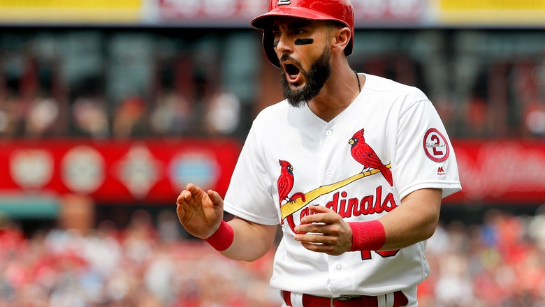 Carpenter leads surging Cardinals in push for postseason