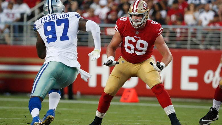McGlinchey excited for big test this week vs. Watt, Clowney