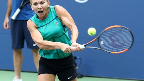 <p>               FILE - In this Friday Aug. 24, 2018, file photo, Simona Halep, of Romania, practices at the USTA Billie Jean King National Tennis Center in New York. The director of the Connecticut Open tennis tournament says there have been too many player withdrawals and retirements from events such as hers this summer and the WTA needs to address the problem. The New Haven tournament lost top-seed Halep, and numerous other players to minor injuries and illness. (Photo by Greg Allen/Invision/AP, File)             </p>