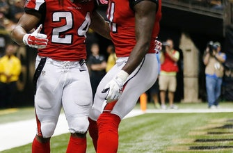 Falcons coach: Jones, Freeman held out of 3rd preseason game