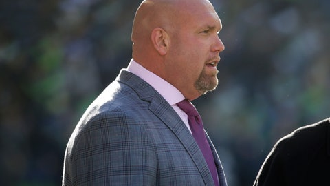 "<p>               FILE - In this Dec. 31, 2017, file photo, Arizona Cardinals general manager Steve Keim stands on the field before the team's NFL football game against the Seattle Seahawks in Seattle. A day after he returned to work from a five-week suspension, Keim apologized Wednesday, Aug. 22, 2018, to the organization, the team's fans and ""most of all"" his family for the DUI arrest that forced his absence. (AP Photo/John Froschauer, File)             </p>"
