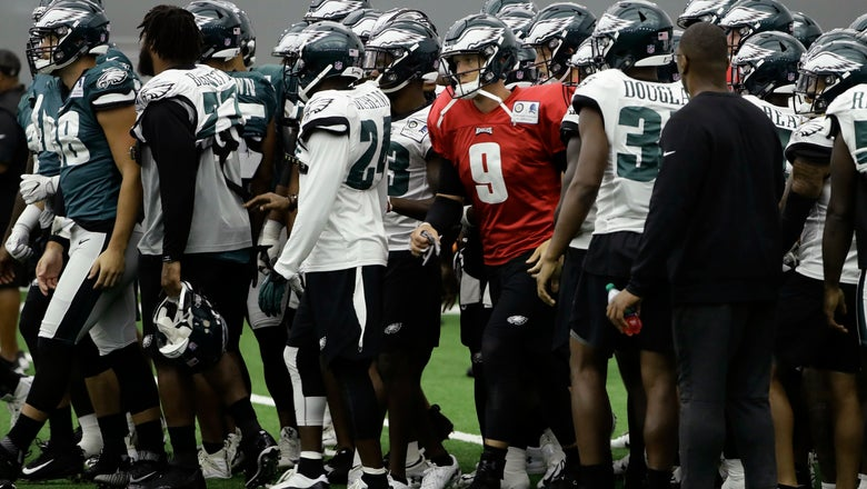 Eagles face Patriots again, this time in preseason