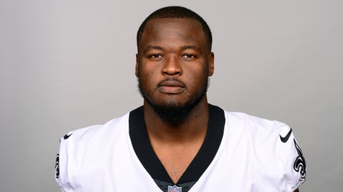"<p>               This is a 2018 photo of David Onyemata of the New Orleans Saints NFL football team. Onyemata is no longer an intriguing international prospect with unknown potential. Defensive coordinator Dennis Allen says the native Nigerian is going into his third NFL season as an established starter who is ""certainly going to be a big part"" of what the Saints hope to accomplish this season. The 6-foot-4 325-pound Onyemata never played American-style football until he attended college in Canada. (AP Photo)             </p>"
