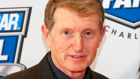 <p>               FILE - This is a Jan. 30, 2015, file photo showing Bill Elliott at the NASCAR hall of Fame in Charlotte, N.C. Hall of Famer Bill Elliott is getting behind the wheel again to drive in NASCAR's Xfinity series race at Road America. (AP Photo/Nell Redmond, File)             </p>