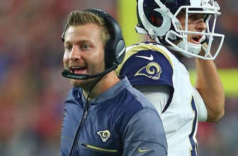 Sean McVay: Rams starters likely to see limited preseason action