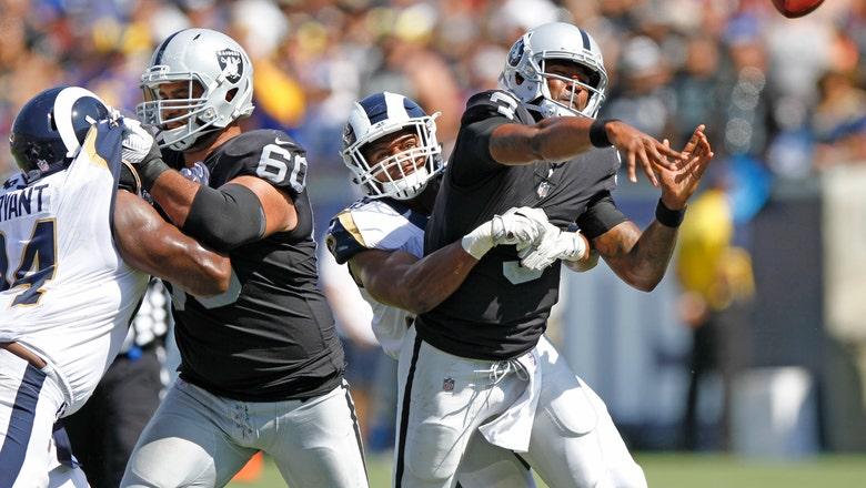 Gallery: Rams edge Raiders in preseason action