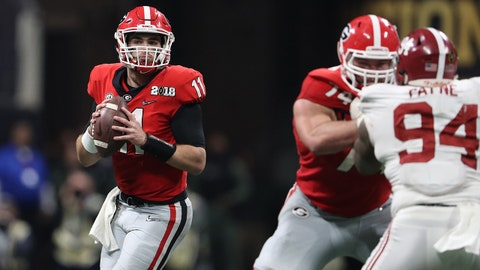 Jake Fromm, QB Georgia