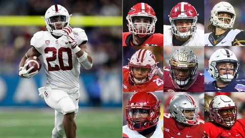 Heisman Forecast: Everyone's chasing Stanford's Bryce Love in 2018 trophy race